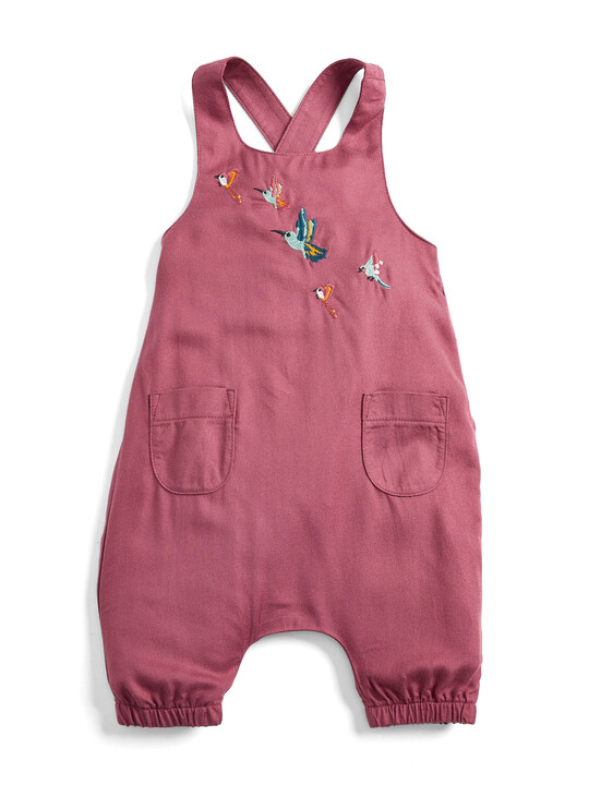 Bodysuit and Dungaree Set - 2 Piece image number 3