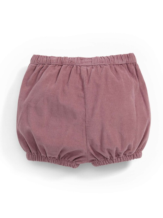 Cord Bloomer Shorts image number 2