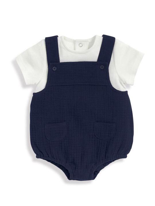 Cheesecloth Dungaree image number 1