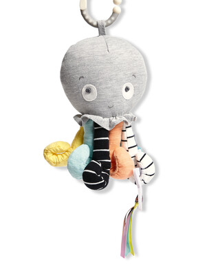 Octopus Linkie Activity Toy