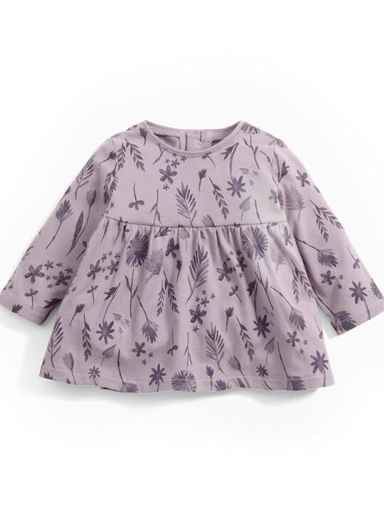 Floral Tunic & Leggings Set image number 4