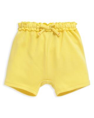 Jersey Shorts Yellow