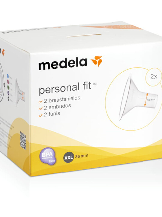 Medela Personal Fit Breast Shield Kit Xxl (36mm) image number 1