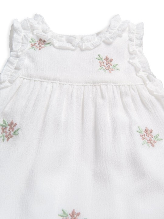 Embroidered Blouse image number 3