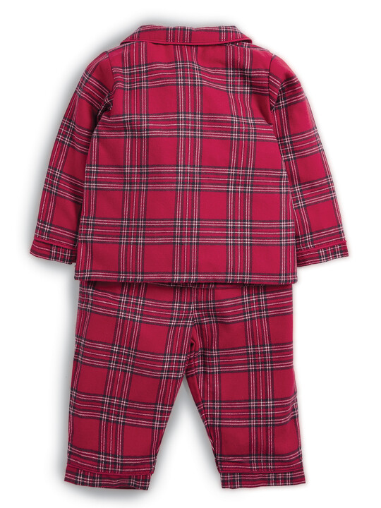 Red Check Pyjamas image number 2