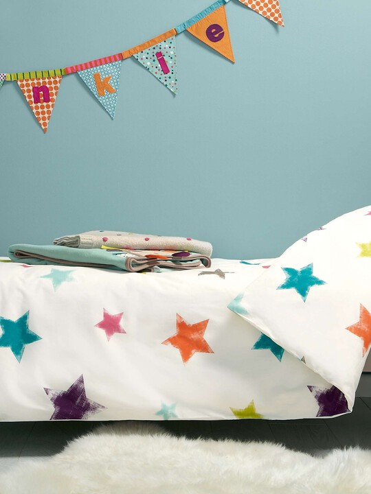 Timbuktales - Cotbed Duvet Cover & Pillowcase Set image number 6