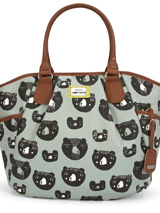 Special Edition Donna Wilson Parker Tote Changing Bag image number 1