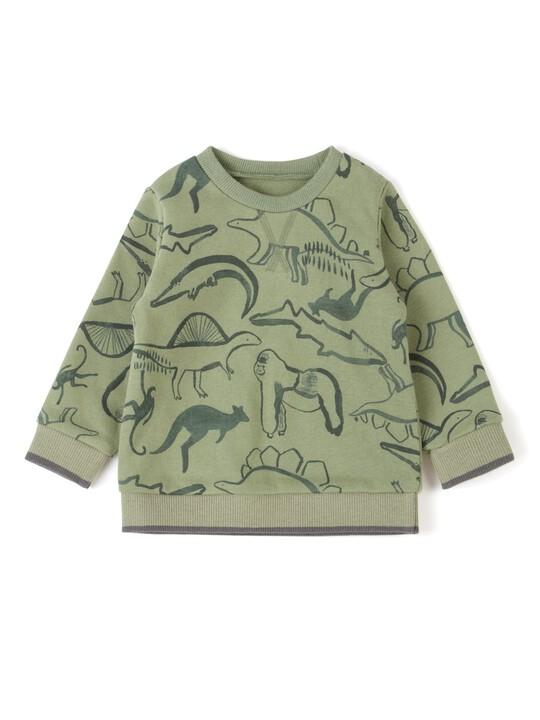 Safari Sweater image number 4