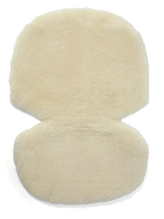 Luxury sheepskin liner - Natural image number 2