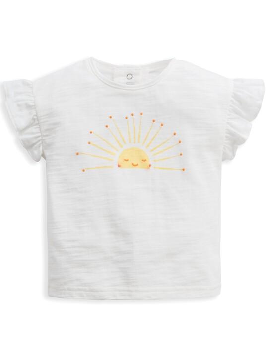 Sunshine Frill T-Shirt image number 1