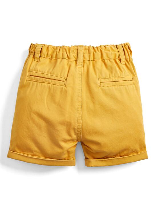 Chino Shorts - Mustard image number 2