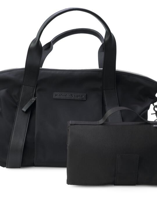 Storksak + Bugaboo Nylon Bag Black image number 1