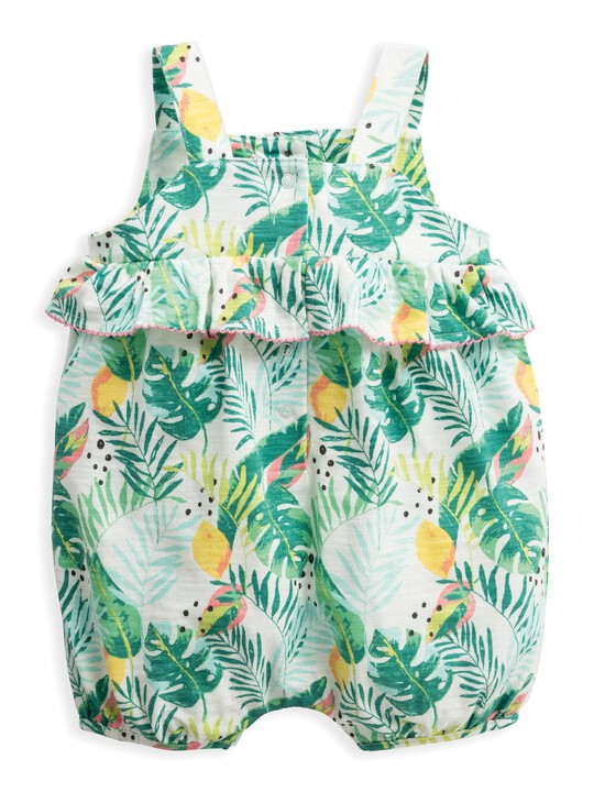 Tropical Shortie Romper image number 2