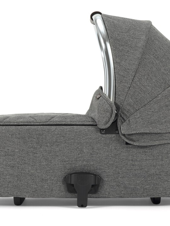 OCARRO CARRYCOT - GREY TWILL image number 1