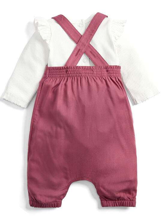 Bodysuit and Dungaree Set - 2 Piece image number 2
