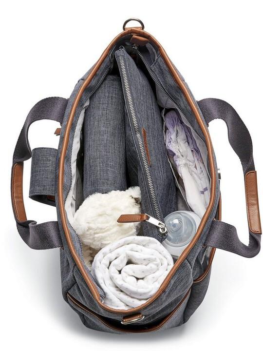 Tote Bag - Navy Marl image number 4