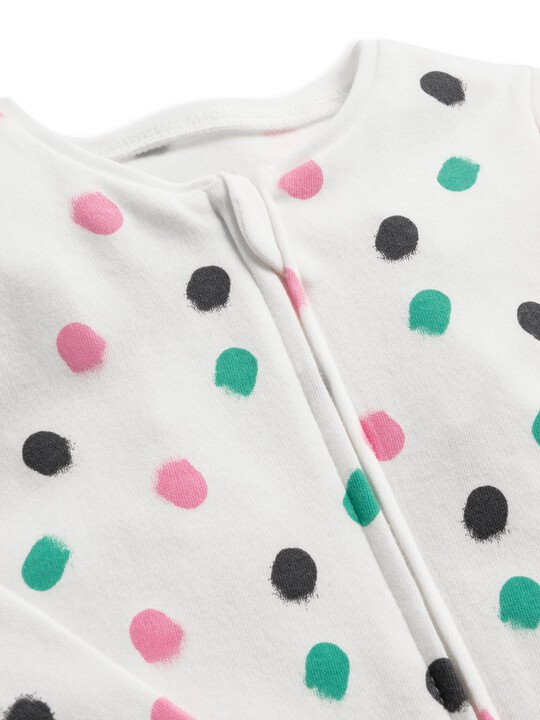 Spot Print Zip All-in-one image number 4