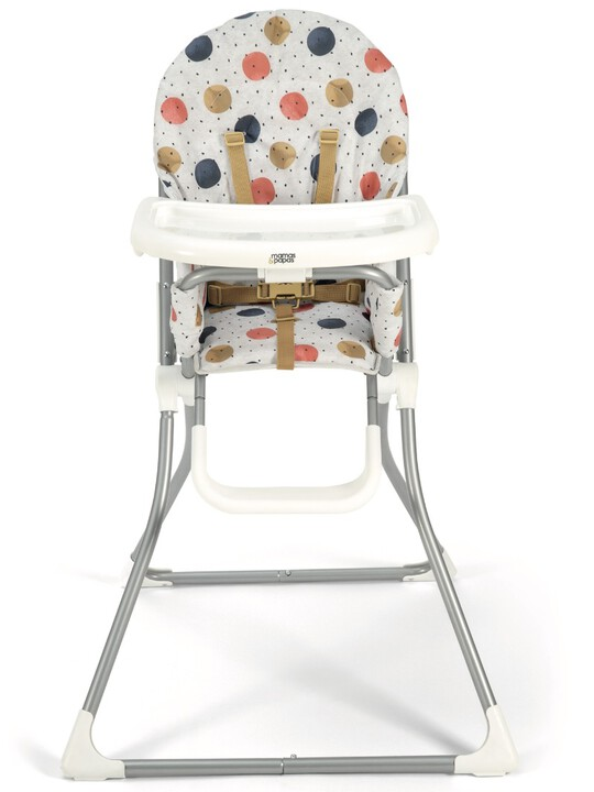San Remo Highchair - Cookie Spot image number 3