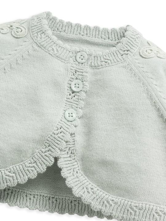 Lace Long Sleeve Cardigan image number 4