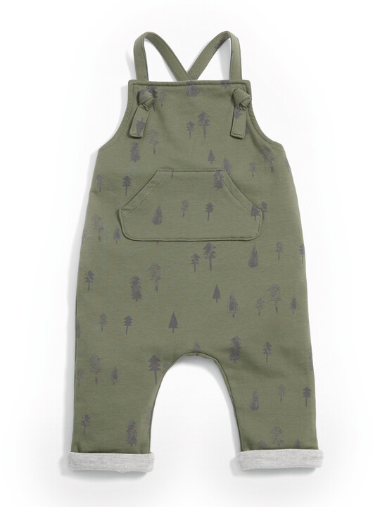 Long Sleeved T-Shirt & Printed Dungaree image number 5