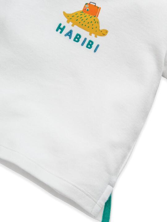 Tortoise 'Habibi' T-Shirt image number 3