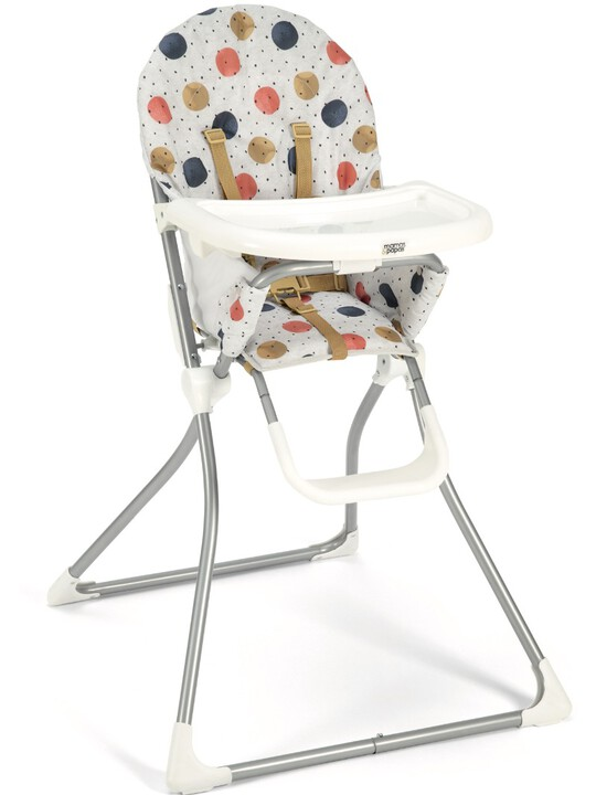 San Remo Highchair - Cookie Spot image number 1