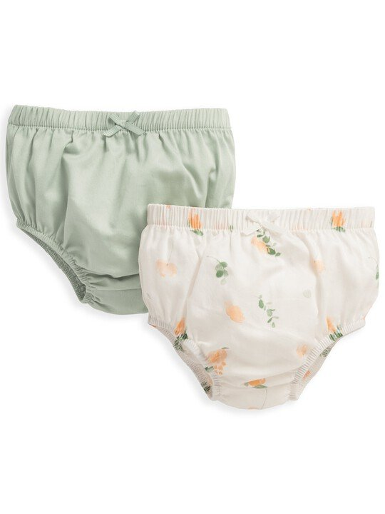 2 Pack Floral Knickers image number 1