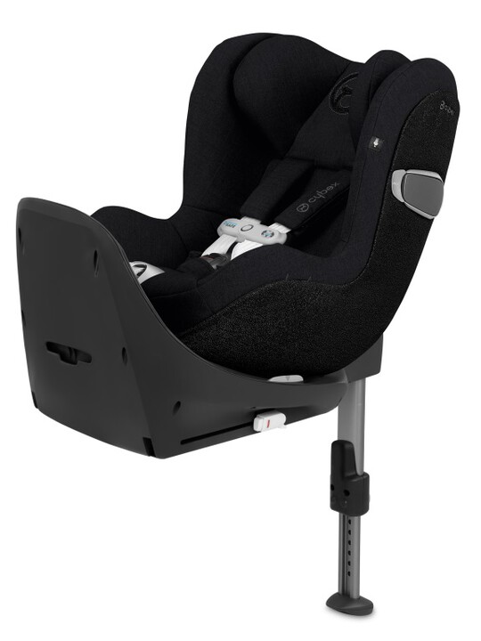 Cybex Sirona Z i-Size Toddler Car Seat incl. SensorSafe - Stardust Black image number 1