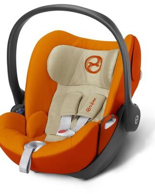 Cybex Aton Q Plus Car Seat - Autumn Gold