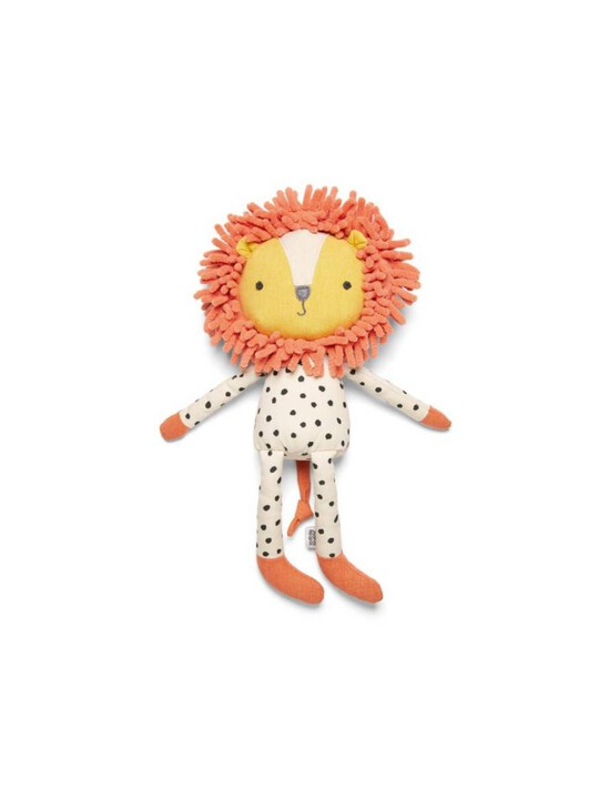Activity Lion Soft Toy with Chime image number 1