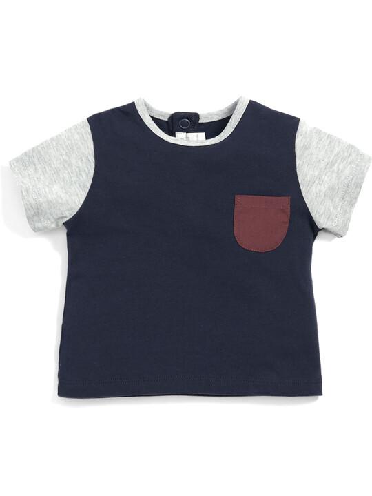 Short Sleeve Pocket T-Shirt image number 1