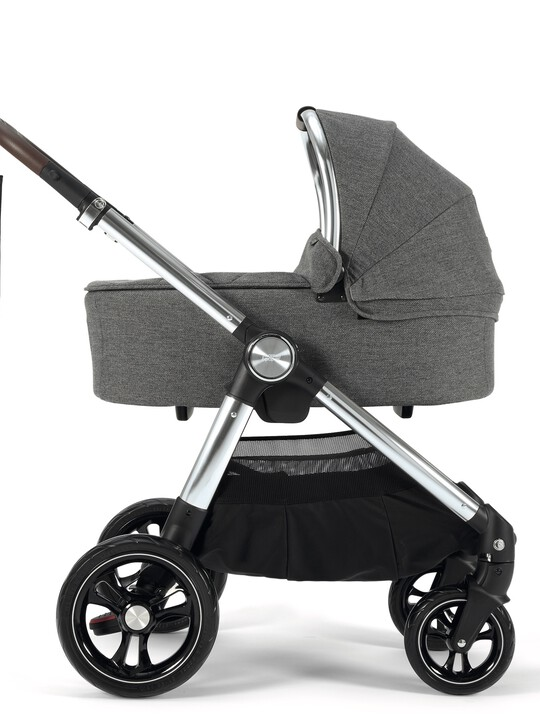 OCARRO CARRYCOT - GREY TWILL image number 2
