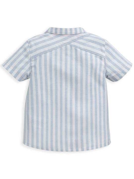 Woven Striped Shirt image number 2