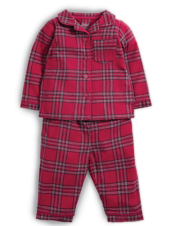 Red Check Pyjamas image number 1