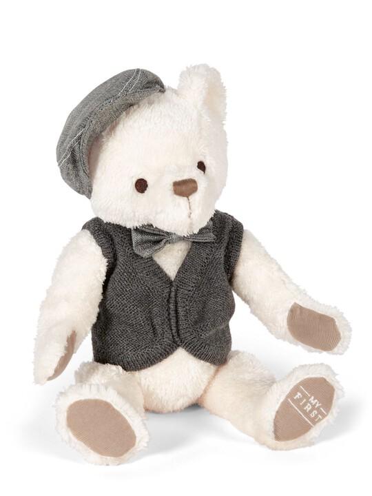 Soft Toy - Bear Blue image number 3