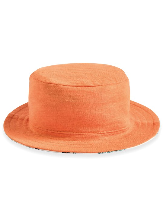 Toucan Print Reversible Hat image number 2