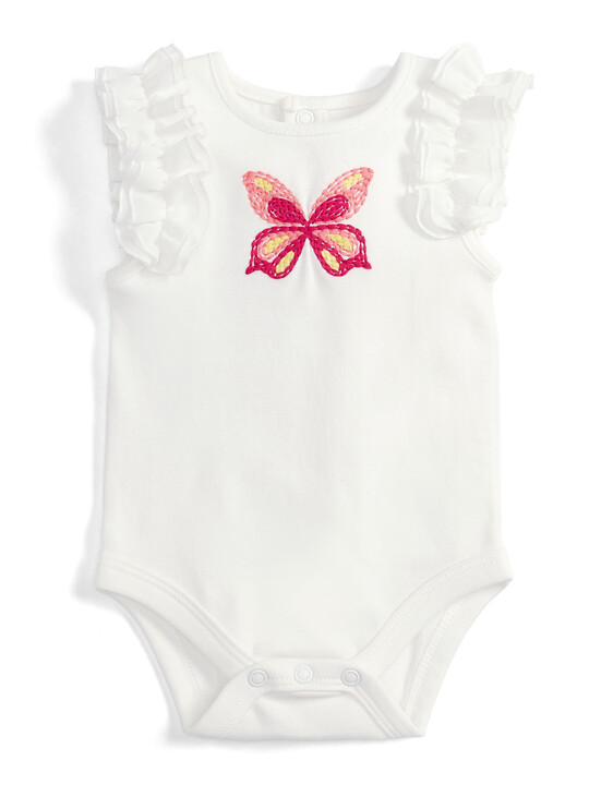 Butterfly Tutu Set - 2 Piece image number 3