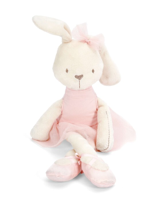 Soft toy - Ballerina Bunny image number 1