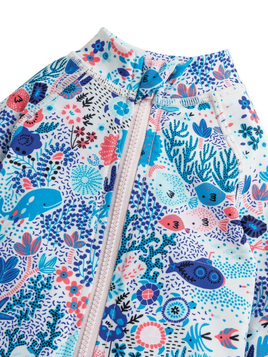 Under The Sea Printed Swimsuit image number 3