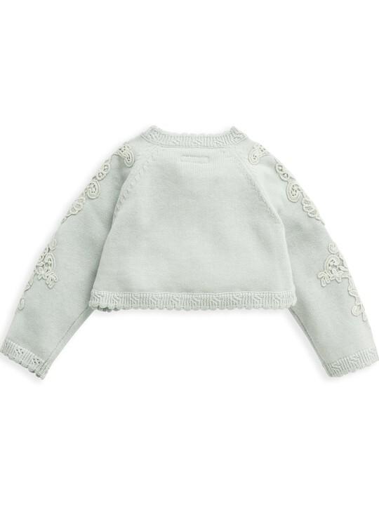Lace Long Sleeve Cardigan image number 2