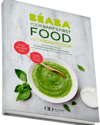 Beaba Babycook - Book My First Meal