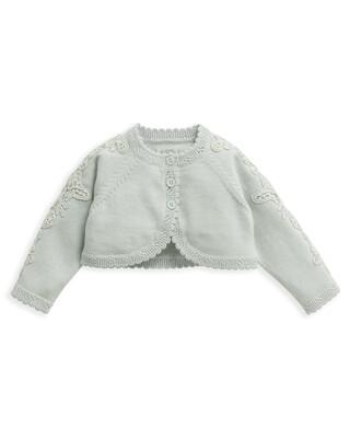 Lace Long Sleeve Cardigan
