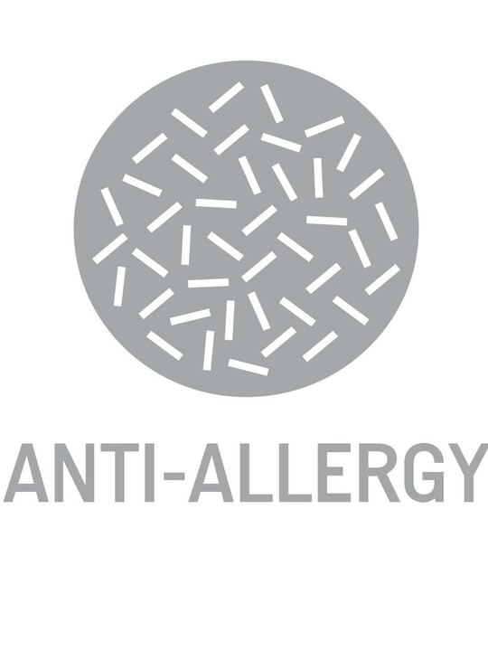 Foam Anti-Allergy Cotbed Mattress image number 3