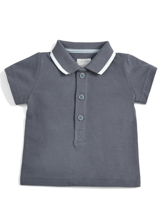Pique Polo image number 1
