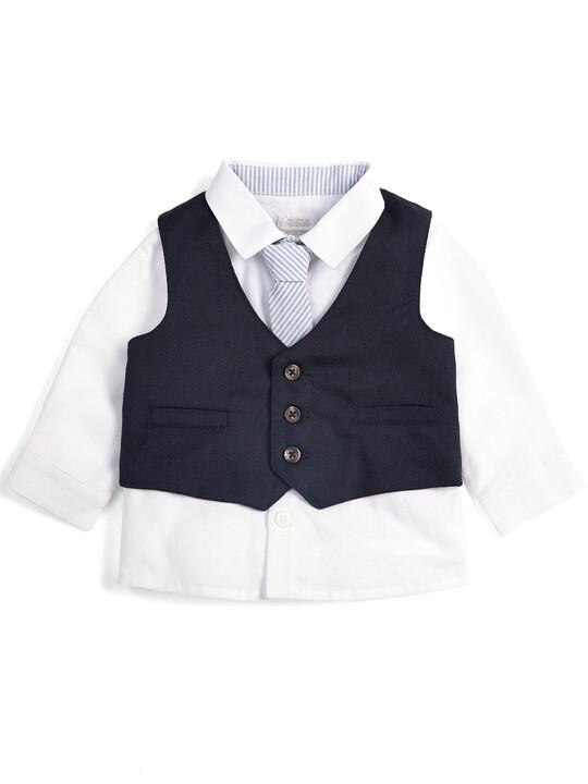 Shirt & Waistcoat 3 Piece Set image number 1