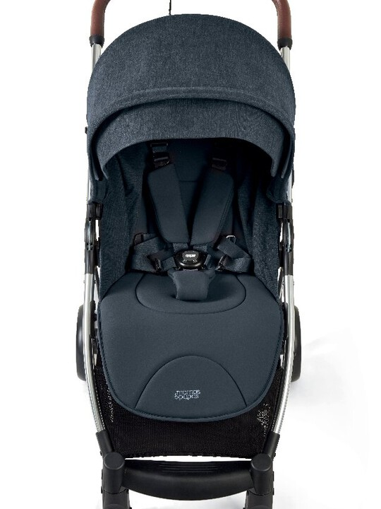Armadillo Pushchair - Navy Flannel image number 3
