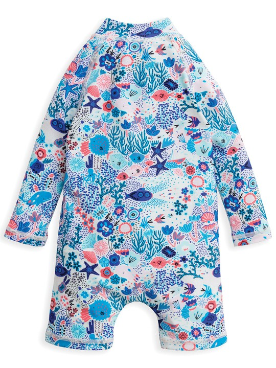 Under The Sea Printed Swimsuit image number 2