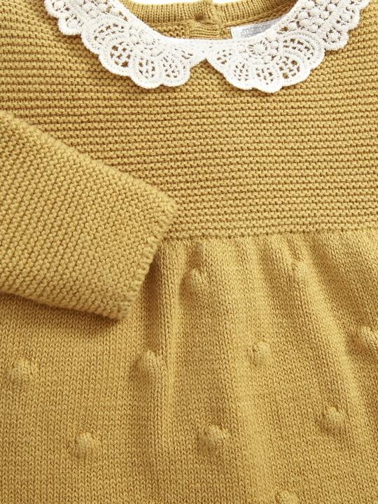 Crochet Knit Dress image number 3