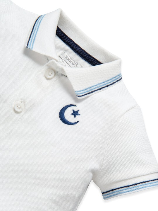 Pique Polo image number 3