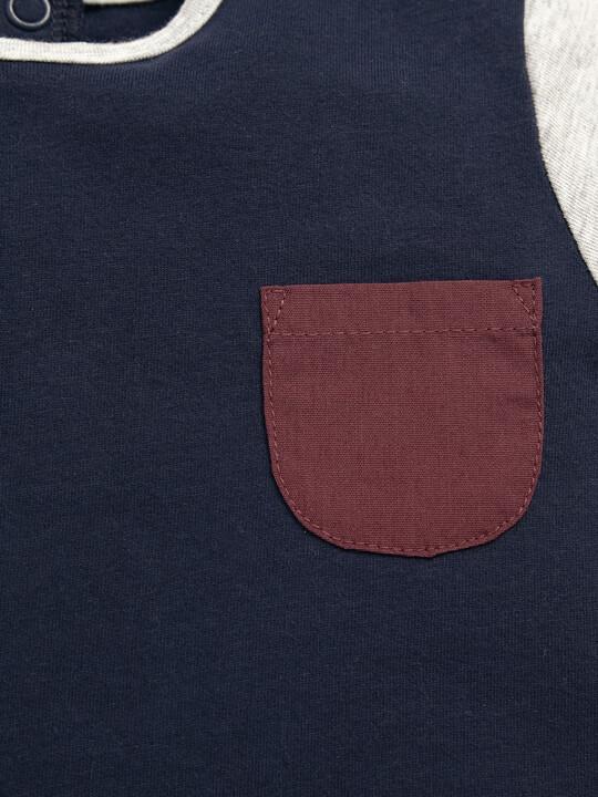 Short Sleeve Pocket T-Shirt image number 3